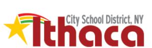 Ithaca CSD logo