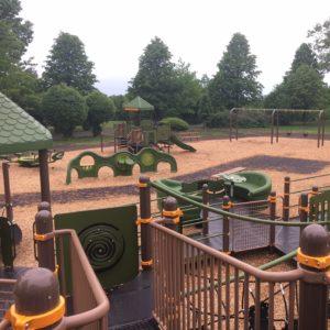 Photo of playground.